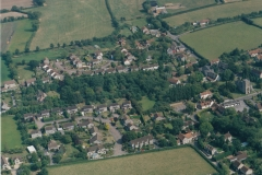 Aerial photo from 1996 from jill wardle