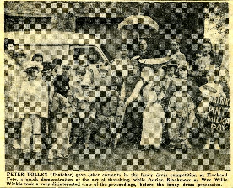 Fete 1950s