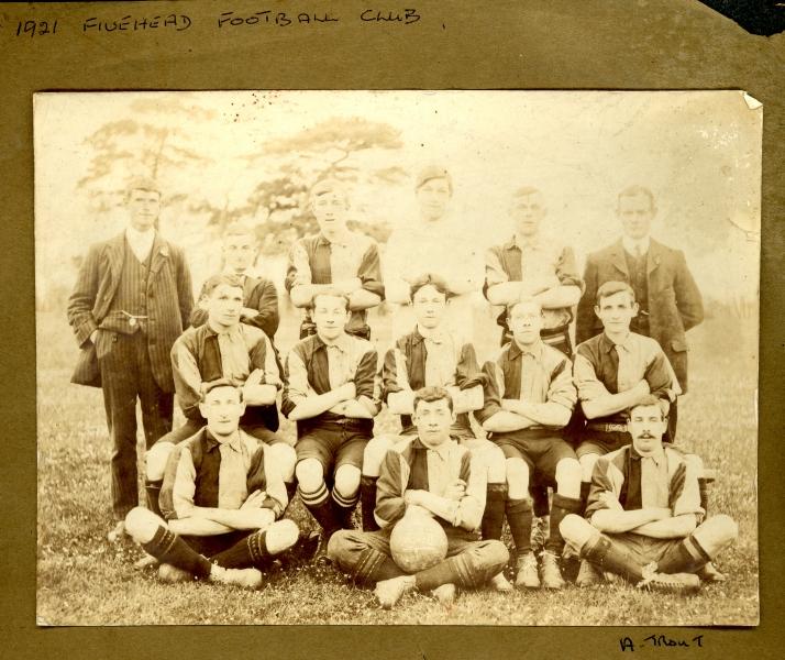 Football Team 1921