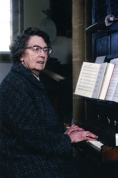 Millicent Smith 1985