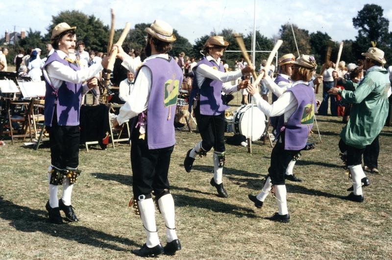 Morris Dancers 1975