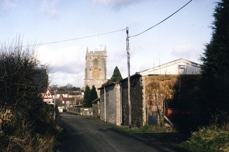 Higher Langford Farm 1983