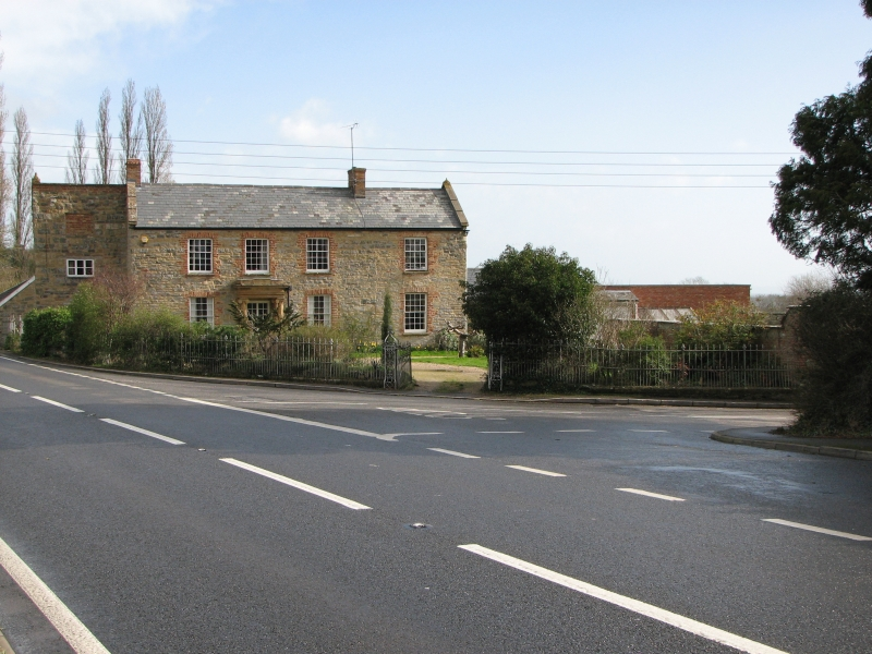 The Red House, Fivehead