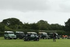 Vintage vehicles!