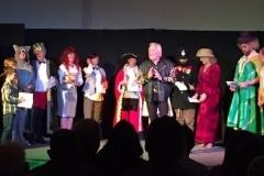 Pirates drama production