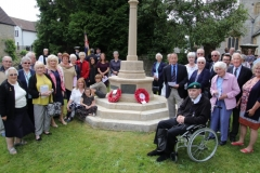 Group Photo at rededication