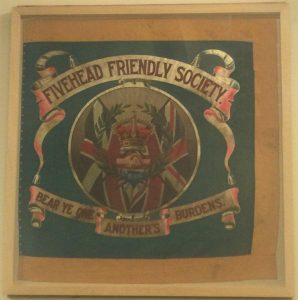 Friendly Society Banner