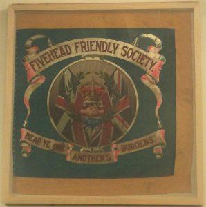 Friendly Society Banner